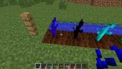 Crescente de minério de para Minecraft