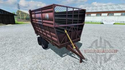 ROWE-6 e PIM-20 para Farming Simulator 2013