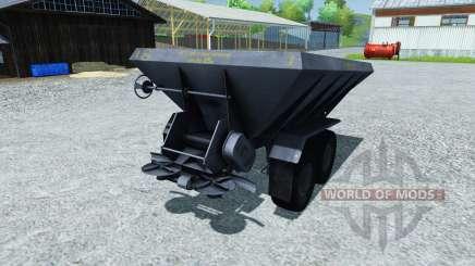 Distribuidor de adubo APF-8B para Farming Simulator 2013