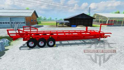 A pick-up Arcusin rodada bale RB Autostack para Farming Simulator 2013