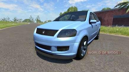 Declasse Asea (Grand Theft Auto V) para BeamNG Drive