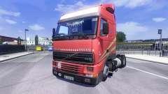 Volvo FH12 Globetrotter para Euro Truck Simulator 2