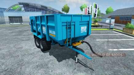 Trailer Rolland 20-30 para Farming Simulator 2013