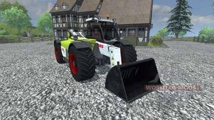 Empilhadeira CLAAS Escorpião 7040 VariPower v 2.1 para Farming Simulator 2013