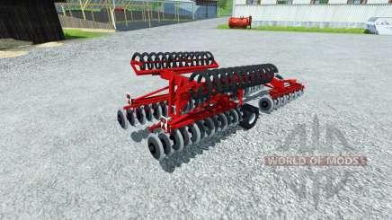Harrow Vicon Discotiller 6.3 XR para Farming Simulator 2013