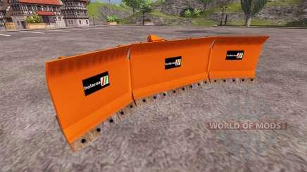 Em forma de U lâmina Holaras para Farming Simulator 2013