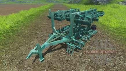 O PAC cultivador - 6 Cardeal para Farming Simulator 2013
