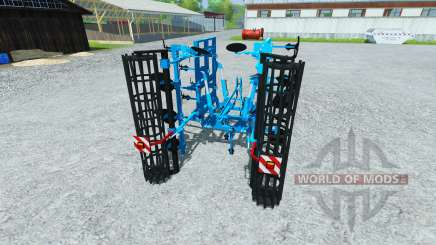 Cultivador Lemken Gigant 1821 para Farming Simulator 2013