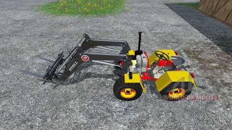 Landvogt X13 v1.1 para Farming Simulator 2015