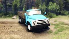 ZIL-165 restyling para Spin Tires