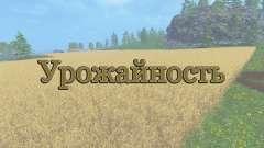 Rendimento para Farming Simulator 2015