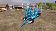 Cultivador Lemken Gigant 1400 para Farming Simulator 2013