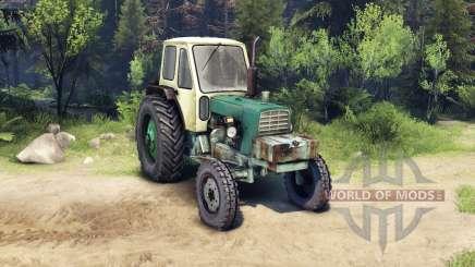 UMZ-6K para Spin Tires