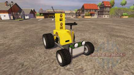 Cartões para Farming Simulator 2013