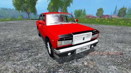 VAZ-2107 para Farming Simulator 2015