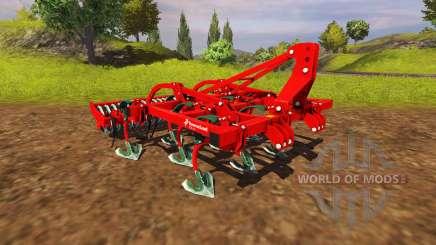 Cultivador selo de qualidade CLC Pro 3m para Farming Simulator 2013