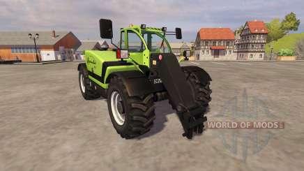 Carregador de Deutz-Fahr texturas de 30,7 para Farming Simulator 2013