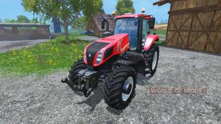New Holland T8.485 2014 Red Power Plus v1.2 para Farming Simulator 2015