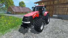 Case IH Magnum CVX 315 v1.2 para Farming Simulator 2015