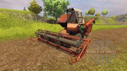 СК 5М 1 Hива para Farming Simulator 2013