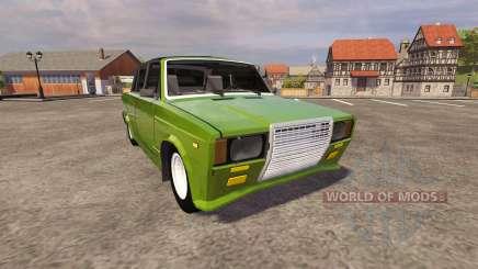 VAZ 2107 esporte para Farming Simulator 2013