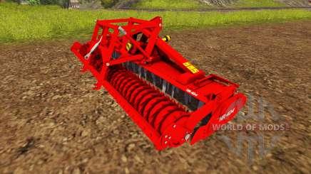 A combinação com um plantador cultivador para Farming Simulator 2013