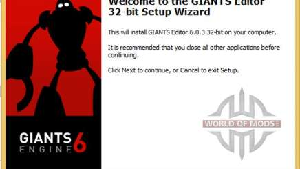 GIANTS Editor v6.0.3 x86 para Farming Simulator 2015
