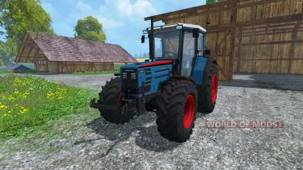 Eicher 2090 Turbo v2.0 para Farming Simulator 2015