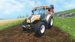 Steyr Multi 4115 hydromanipulator para Farming Simulator 2015