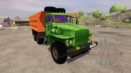 Ural-4320 patos para Farming Simulator 2013