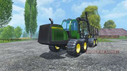 John Deere 1510E IT4 para Farming Simulator 2015