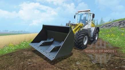 Liebherr L538 custom para Farming Simulator 2015