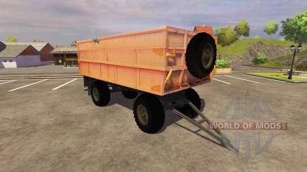 Agrícola reboque para Farming Simulator 2013