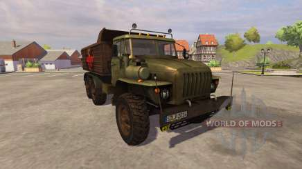 Ural-4320 SLP Edição para Farming Simulator 2013