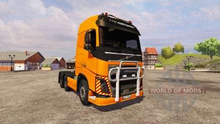 Volvo FH16 2012 Special para Farming Simulator 2013