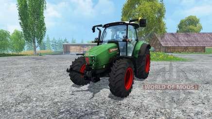 Hurlimann XM 4Ti para Farming Simulator 2015
