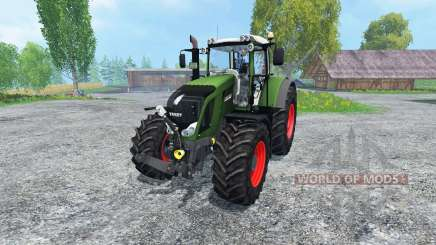 Fendt 820 Vario v2.0 para Farming Simulator 2015