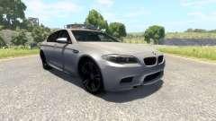 BMW F10 M5 2012 para BeamNG Drive
