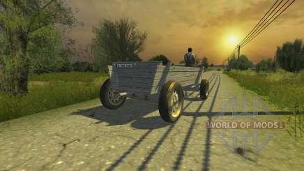 O vagão para Farming Simulator 2013