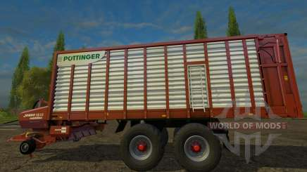 Pöttinger Jumbo Combiline 6610 para Farming Simulator 2015