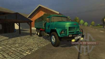 ZIL-131 para Farming Simulator 2013