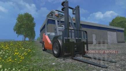 Toyota 62-8FD18 para Farming Simulator 2015