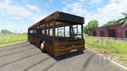 MAZ-203 marrom para BeamNG Drive