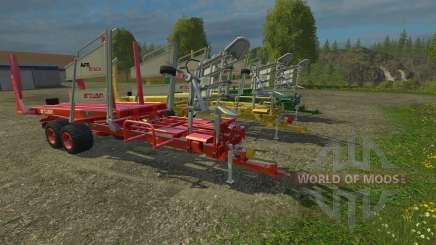 Arcusin FS 63-72 para Farming Simulator 2015