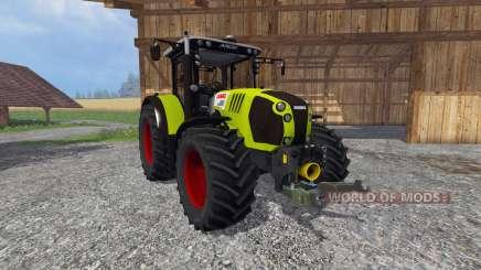 CLAAS Arion 650 v2.0 para Farming Simulator 2015