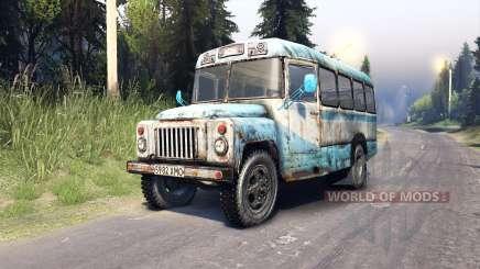 KAvZ-685 para Spin Tires