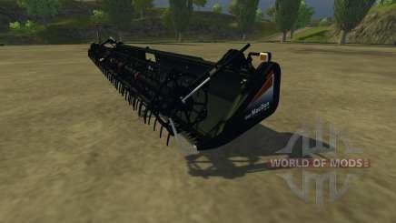 MacDon d50 para Farming Simulator 2013