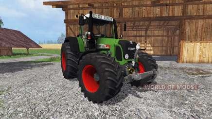 Fendt 820 Vario v3.0 para Farming Simulator 2015