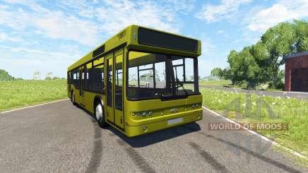MAZ-203 amarelo para BeamNG Drive