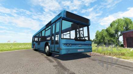 MAZ-203 azul para BeamNG Drive
